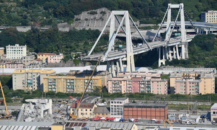 pod 1 1 720x432 Podul Morandi, refacut de un celebru arhitect
