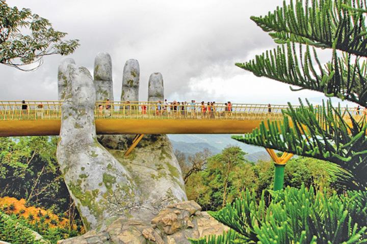 pod 1 Mana care tine turismul vietnamez