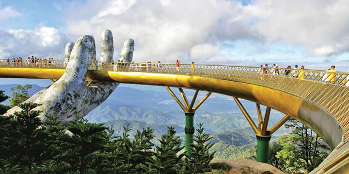 pod mare Mana care tine turismul vietnamez