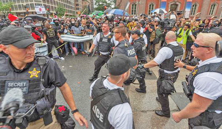 politie mare Legea i lege, gazu i gaz pentru politia americana