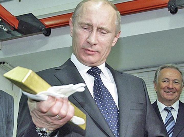 putin Oligarhul care vrea capul lui Putin