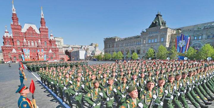 rusia mare Putin reinvie controlul ideologic al armatei
