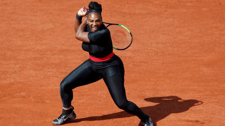 "serena 1 720x405 Serena nu mai e ""Pantera Neagra"""