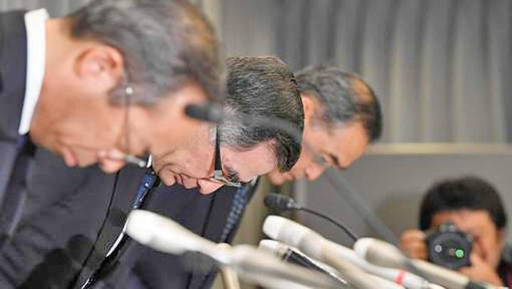 suzuki Suzuki, Mazda si Yamaha au trisat emisiile
