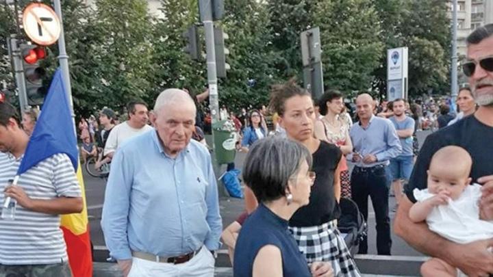 vasilescu De la BNR, la protest