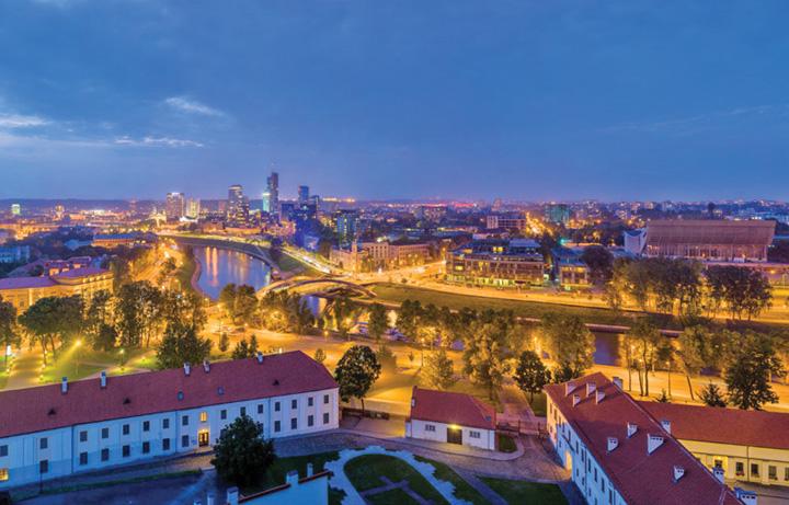vilnius 1 Vilnius promite orgasme turistice
