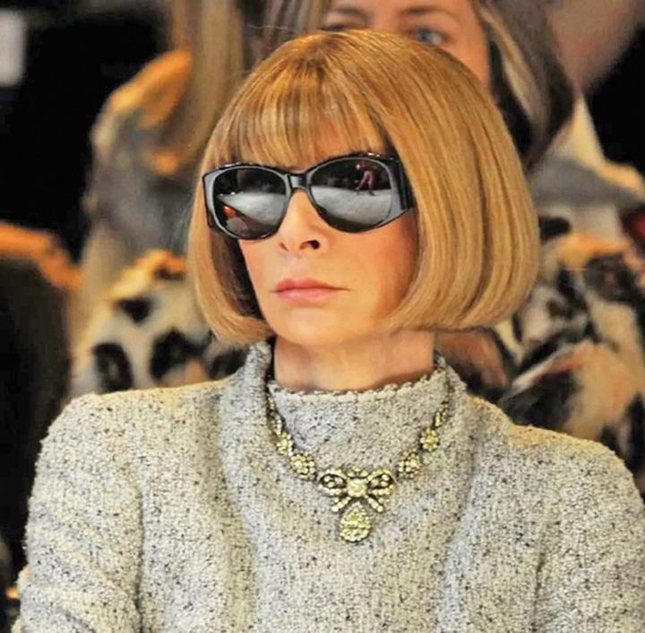 vogue Anna Wintour ramane la sefia Vogue