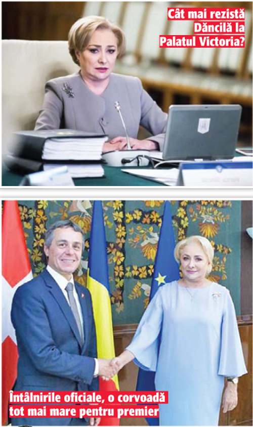 02 03 5 Dancila, retrasa medical!