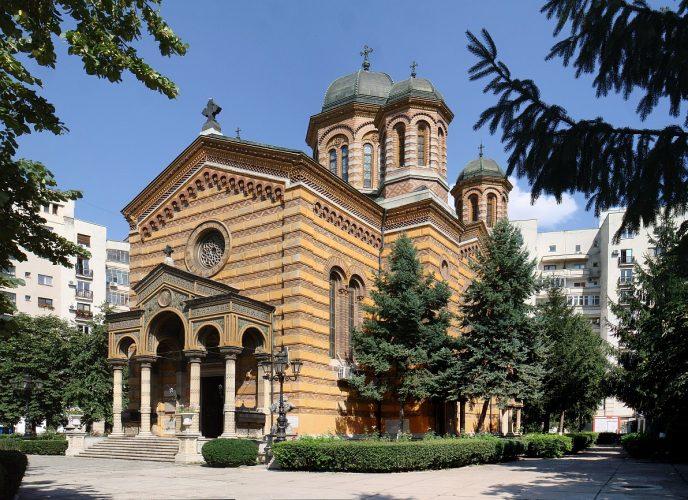 Biserica Domnita Balasa din Bucuresti 688x500 Domnița Bălașa, epopeea unei biserici epocale (I)
