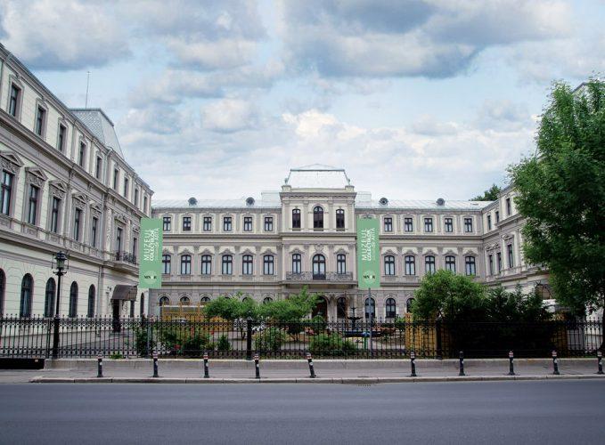 Muzeul Colectiilor de Arta 679x500 Palatul Romanit, o istorie de peste două veacuri (II)