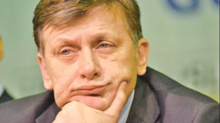 antonescu pnl  Iohannis vrea sa mearga la rupere cu Crin Antonescu