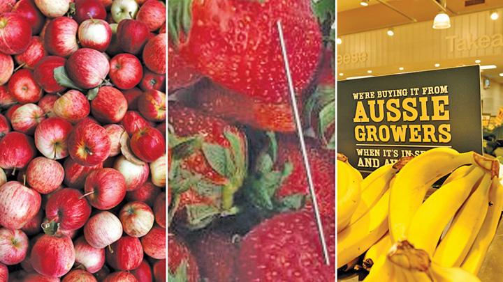 australia Terorism comercial in Australia: dupa capsuni, ace in banane si mere