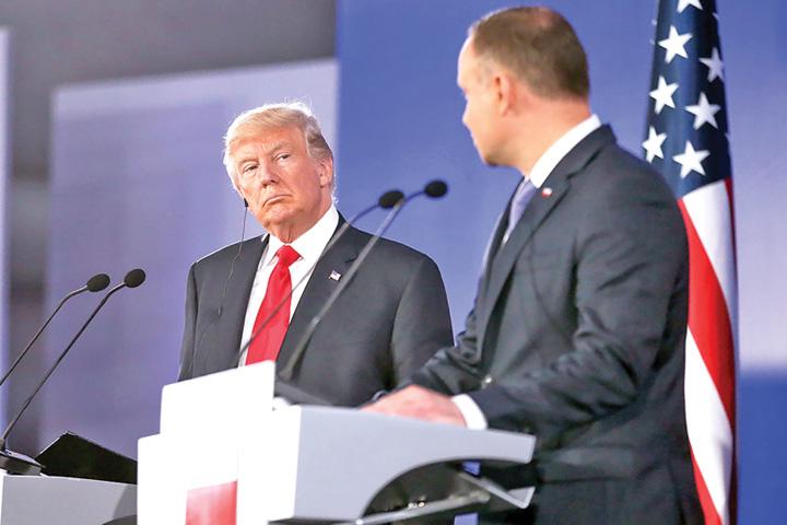 baze militare Baze americane: Polonia nu se uita la bani