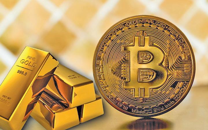 bitcoin Bitcoin, aurul digital