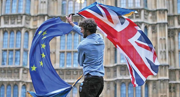 brexit 2 Brexit, primarul Londrei vrea al doilea referendum
