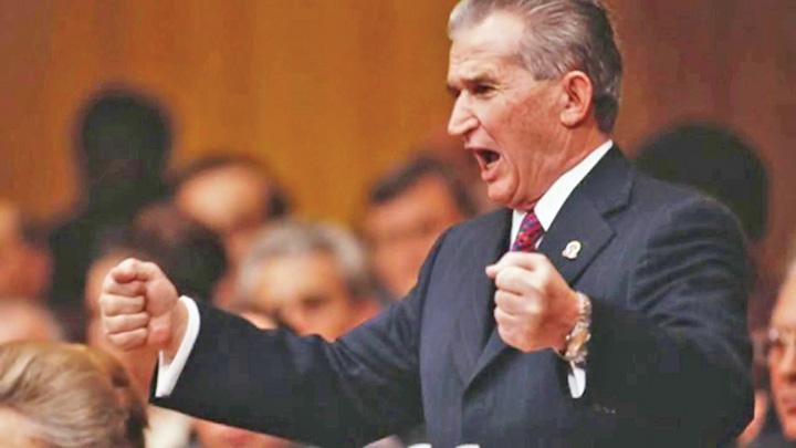 ceausescu 2 Netanyahu, comparat cu Ceausescu
