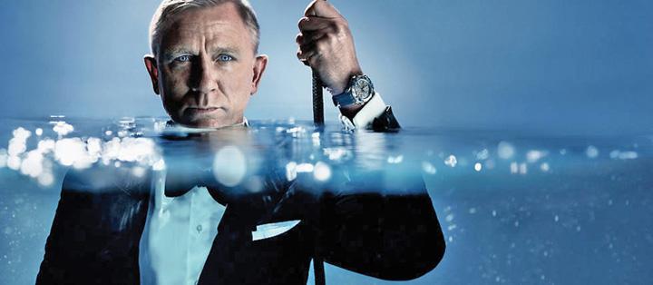 craig 1 Daniel Craig intra la apa pentru Omega