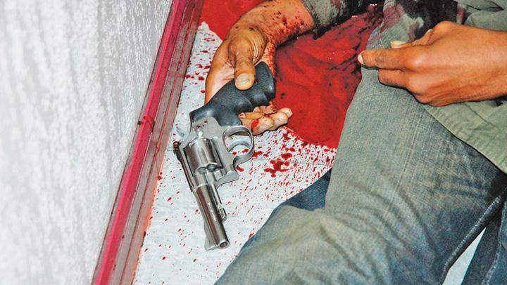 crime Crimele, a treia cauza a mortalitatii la locul de munca