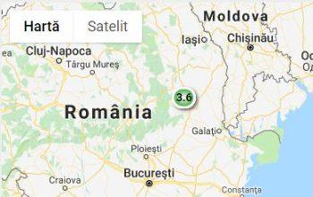 cutremur 350x220 Cutremur de 3,6 grade pe Richter in Romania