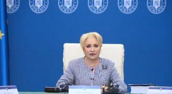 dancila 2 350x191 Dancila, anunt despre noua lege a pensiilor