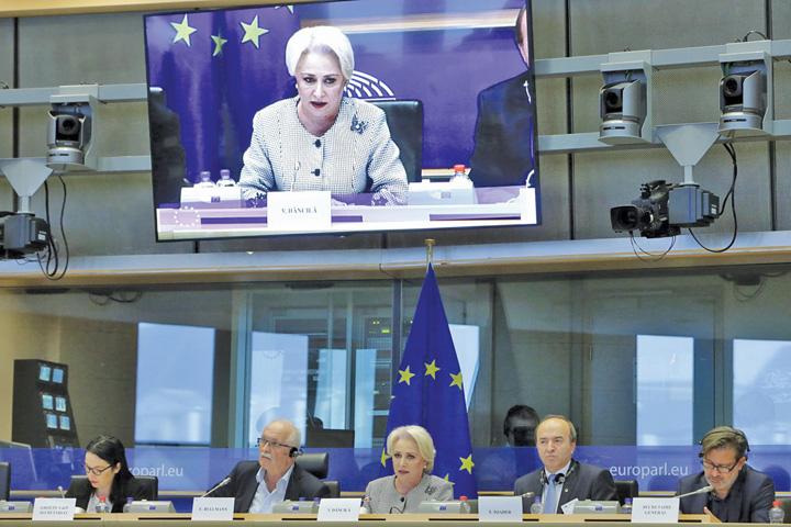 dancila bruxelles Strategiile politice la nivel european lasa PSD ul in ofsaid