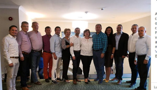 discutii Discutii ale liderilor PSD din Transilvania. Zetea: Cerem convocarea in cel mai scurt timp a unui CEX