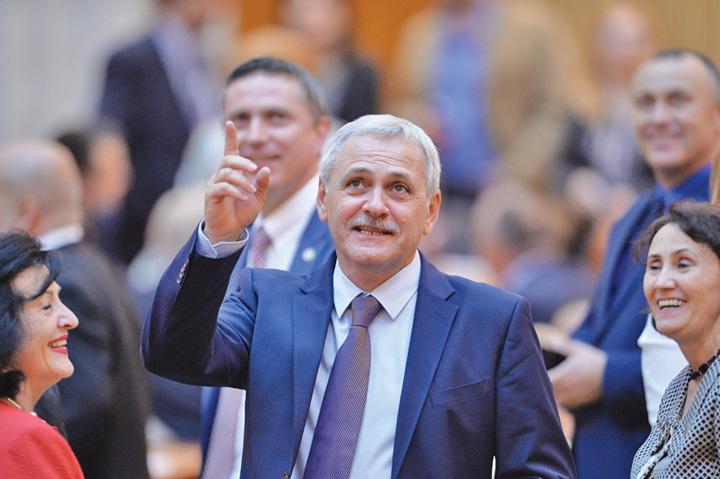 dragnea 3 Cui se inchina clasa politica romaneasca