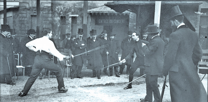 duel Parlamentarii rusi vor sa legifereze duelul