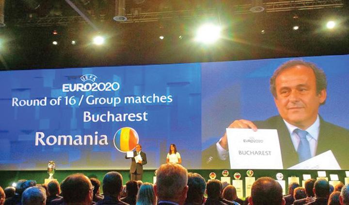 euro 2020 bucuresti Euro 2020 e rezolvat: vom avea fan zone uri. De stadioane nu suntem siguri