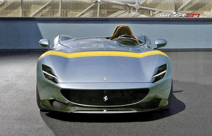 f 1 Cel mai rapid Ferrari din istorie