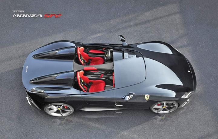 f 2 Cel mai rapid Ferrari din istorie