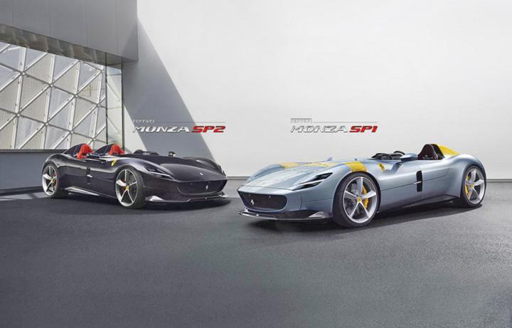 f 3 Cel mai rapid Ferrari din istorie