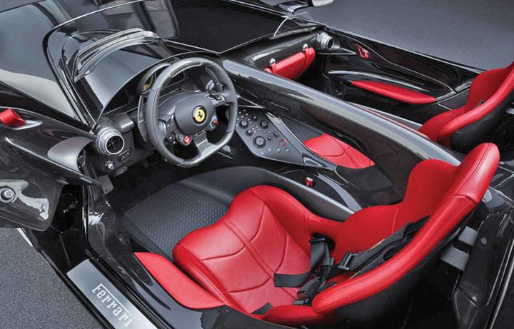 f 4 Cel mai rapid Ferrari din istorie
