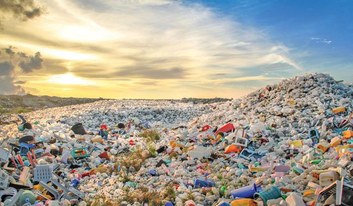 gunoaie Miliarde de tone de gunoi vor sufoca Pamantul