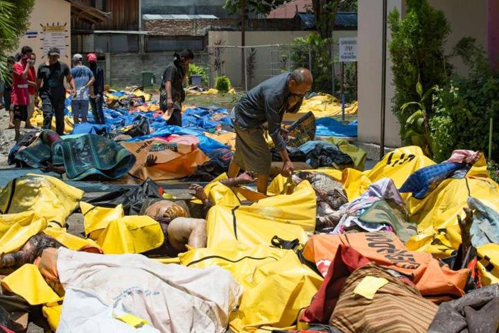 indonezia 1 1 Dezastru in Indonezia, 832 de morti