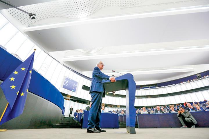 juncker 2 Statul de drept: Juncker contra Orban