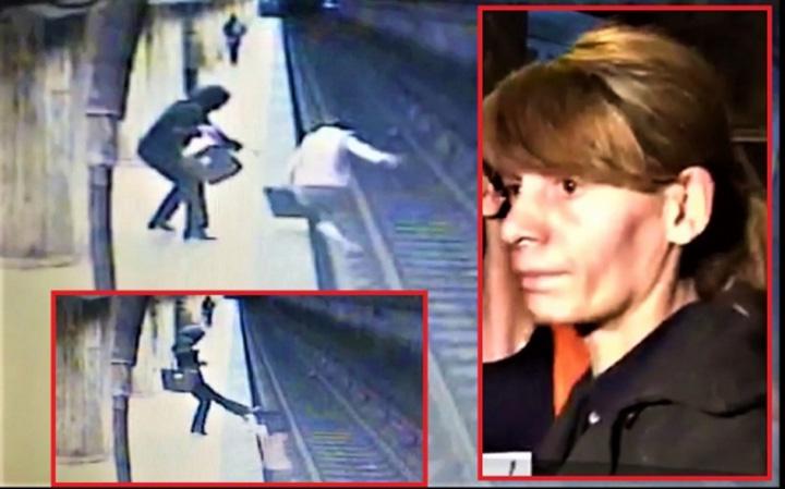 magdalena serban Criminala de la metrou nu e bolnava, ci doar minte