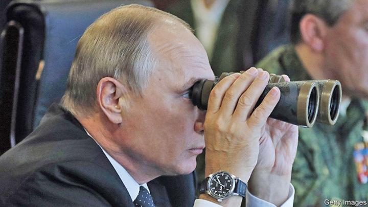 medalion putin Asa arata muschii Rusiei