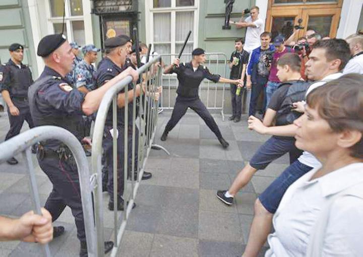moscow2 0 #Rezist se muta in Rusia. Putin deschide puscariile