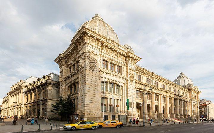 muzeul azi 720x448 Muzeul Național de Istorie, fostul Palat al Poștelor (IV)