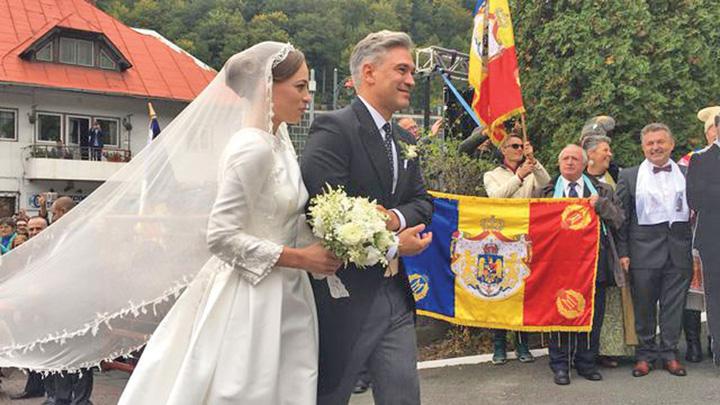 nunta3 Nicolae al Romaniei, cununie in aplauzele romanilor