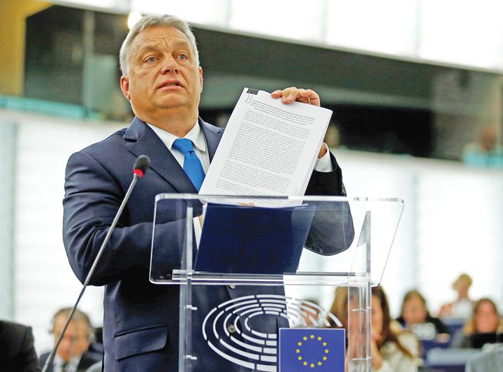 orban bun 1 Nucleara UE in capul Ungariei
