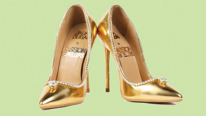 pantofi 1 17 milioane de dolari pe o pereche de pantofi