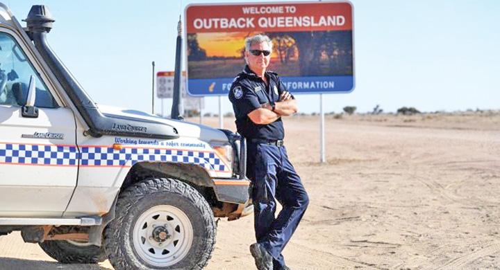 politist2 Cel mai singur politist din lume