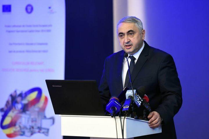popa 720x480 Ministrul Educatiei a demisionat. Valentin Popa pleaca din Guvern