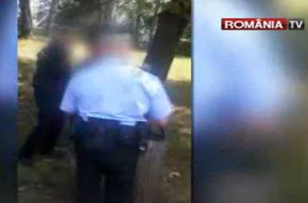 pumn Cercetare disciplinara dupa un incident in parcul IOR. Acuzatie grava la adresa unui politist local (VIDEO)