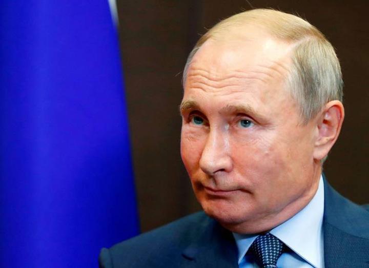 putin 1 Putin, acuzat de Londra in dosarul Skripal