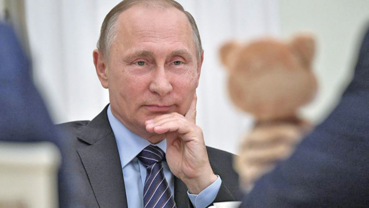 putin 4 Opozantul lui Putin, eliberat si iar arestat