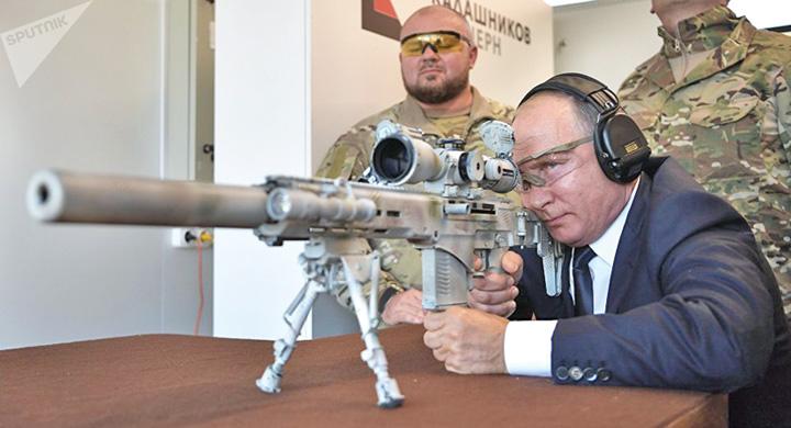 putin mare Putin, lunestistul Rusiei
