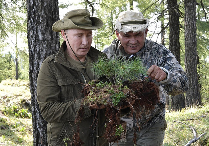 putin Tele Putin la postul national rus